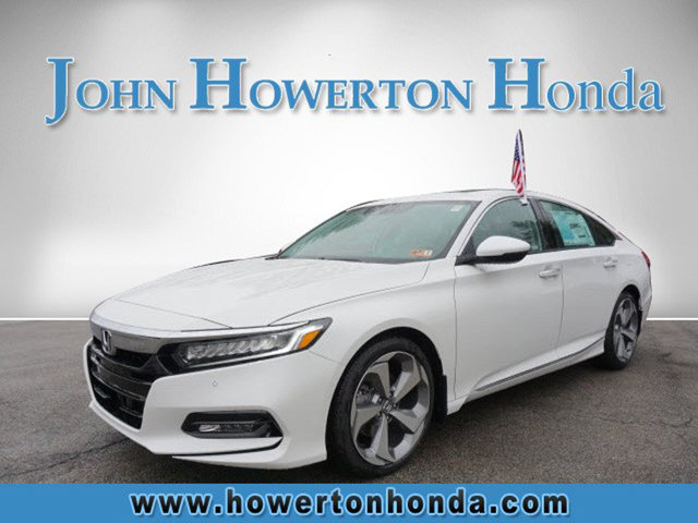 New 2018 Honda Accord Sedan in Beckley, WV