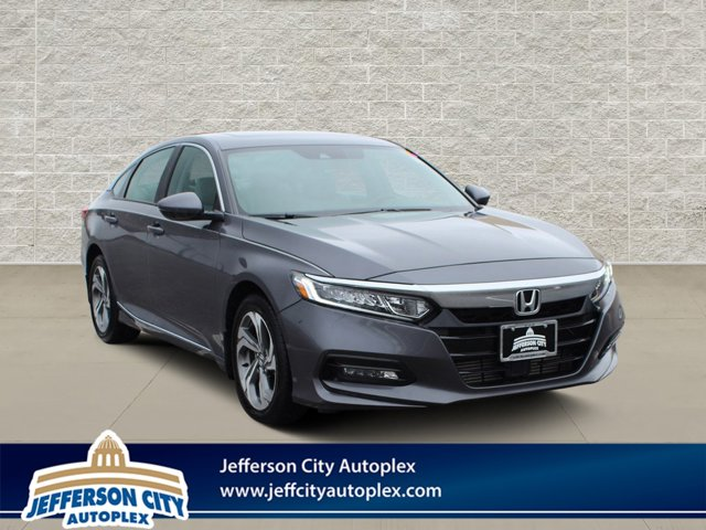 Used 2018 Honda Accord Sedan in Jefferson City, MO