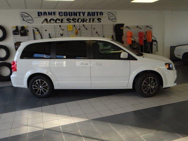 2017 Dodge Grand Caravan SE-FWD
