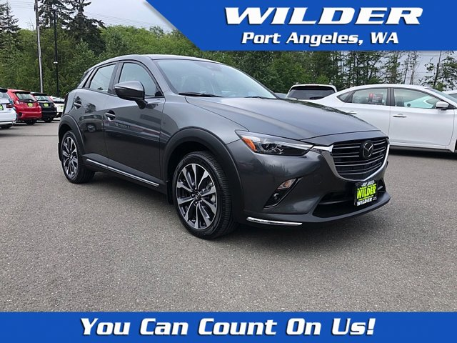 Used 2019 Mazda CX-3 Grand Touring AWD
