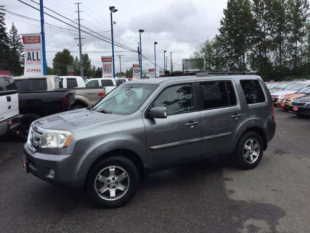 Used 2009 Honda Pilot 4WD 4dr Touring w-RES and Navi