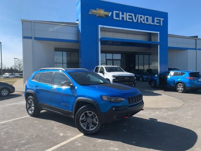 Used 2019 Jeep Cherokee in Kansas City, MO