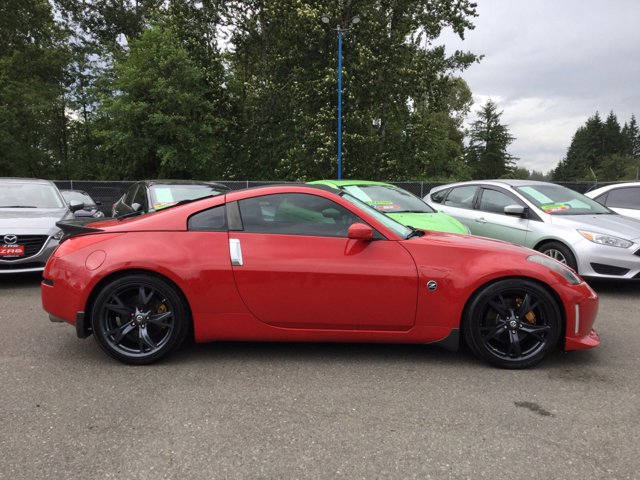 Used 2003 Nissan 350Z 2dr Cpe Track Manual Trans
