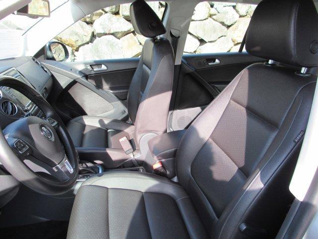 Used 2017 Volkswagen Tiguan 2.0T S 4MOTION