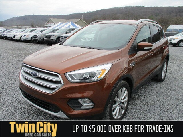 Used 2017 Ford Escape in Fort Payne, AL