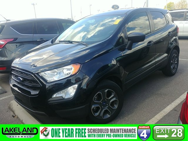 Used 2018 Ford EcoSport in ,