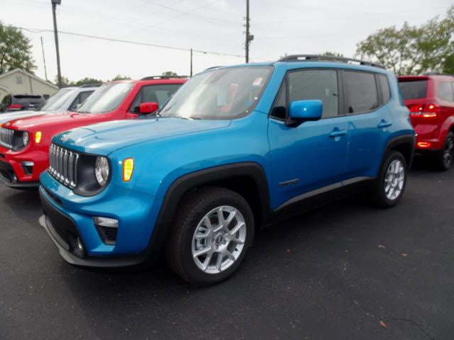 New 2019 Jeep Renegade in Dothan & Enterprise, AL