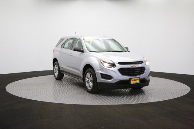 2017 Chevrolet Equinox for sale 123781 45