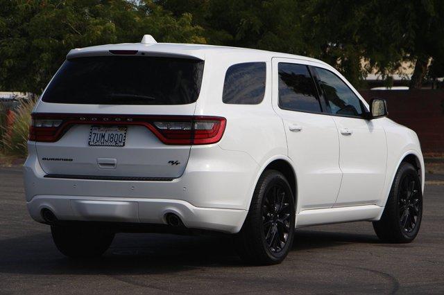 2016 Dodge Durango R/T 4