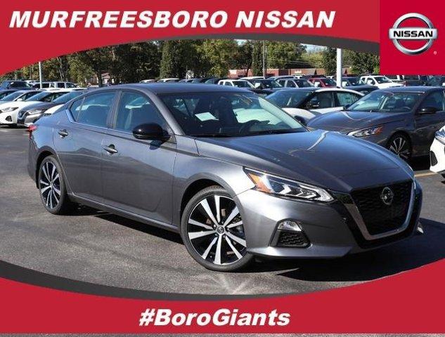 New 2020 Nissan Altima in Murfreesboro, TN