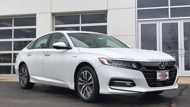 New 2020 Honda Accord Hybrid in Elgin, IL