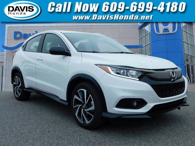 New 2020 Honda HR-V in Burlington, NJ