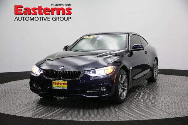 2017 BMW 4 Series 430i xDrive Luxury 2dr Car