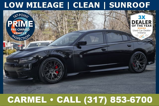 Used 2018 Dodge Charger in Indianapolis, IN