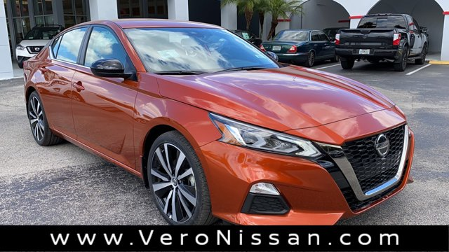 New 2020 Nissan Altima in Vero Beach, FL