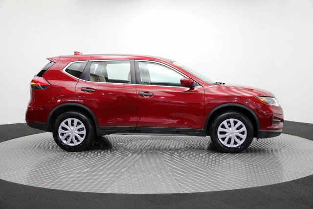 2017 Nissan Rogue for sale 125264 3