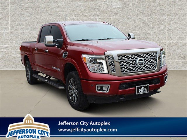 Used 2016 Nissan Titan XD in Jefferson City, MO