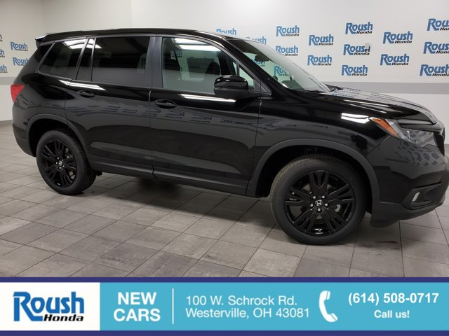 New 2019 Honda Passport in Westerville, OH