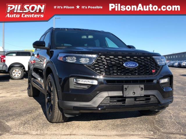 New 2020 Ford Explorer in Mattoon, IL