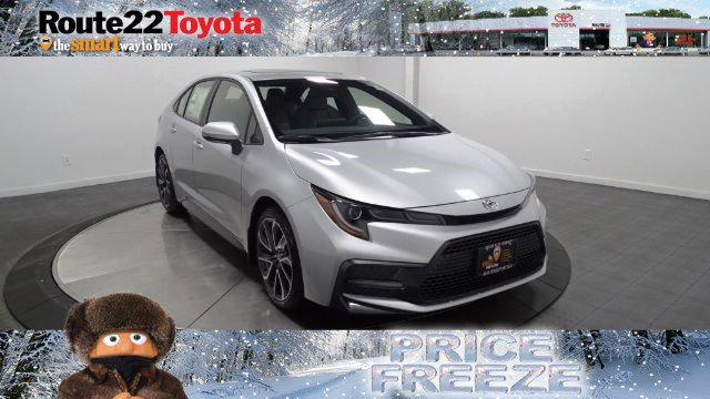 2021 Toyota Corolla SE SE CVT Regular Unleaded I-4 2.0 L/121 [17]