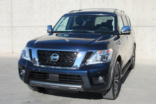 New 2019 Nissan Armada in St. George, UT