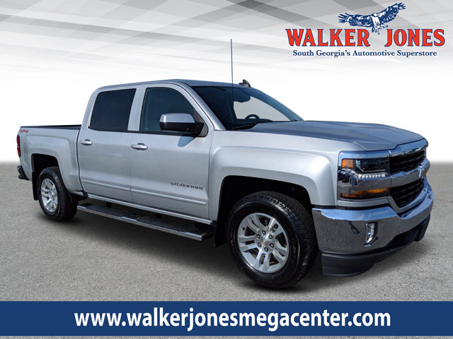Used 2018 Chevrolet Silverado 1500 in Waycross, GA