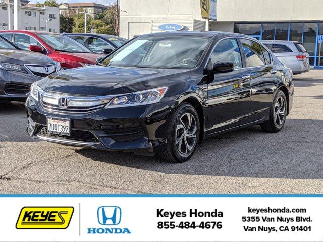 Used 2016 Honda Accord Sedan in , CA