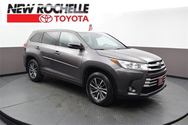 Used 2017 Toyota Highlander in New Rochelle, NY