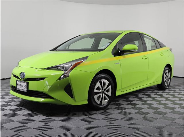 2018 Toyota Prius Two Hatchback 4D