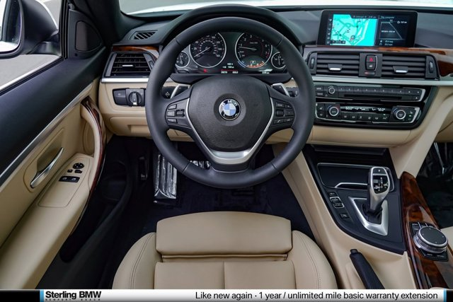 2017 BMW 4 Series 430i Coupe SULEV