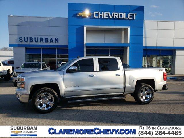 Used 2014 Chevrolet Silverado 1500 in Claremore, OK