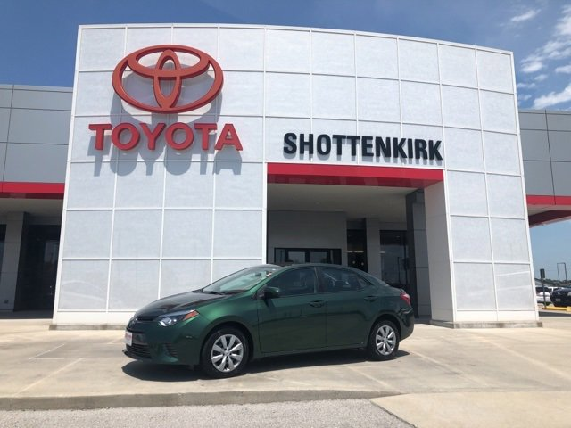 Used 2016 Toyota Corolla in Quincy, IL