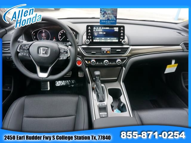 New 2020 Honda Accord Sedan in College Station, TX
