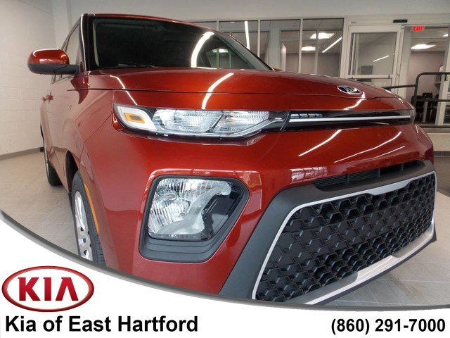 New 2020 KIA Soul in East Hartford, CT