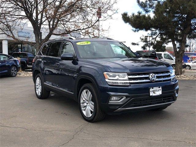 Used 2019 Volkswagen Atlas in Fort Collins, CO