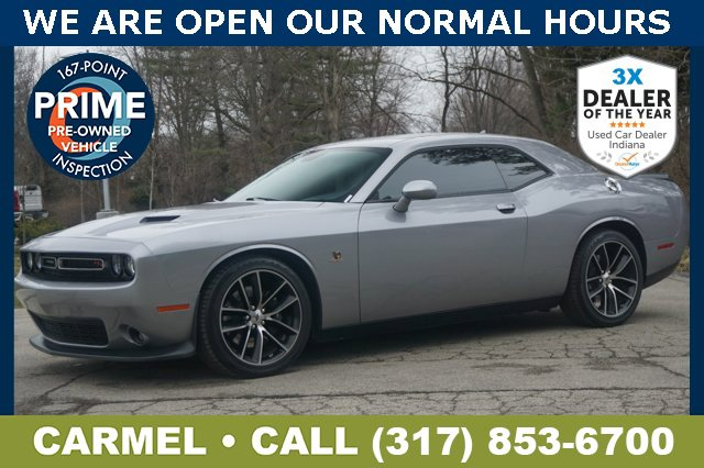 Used 2017 Dodge Challenger in Indianapolis, IN