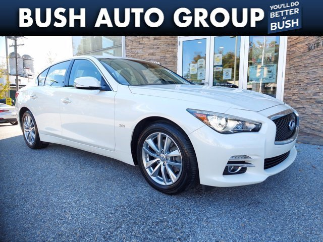 2017 INFINITI Q50 3.0t Premium 3.0t Premium AWD Twin Turbo Premium Unleaded V-6 3.0 L/183 [6]