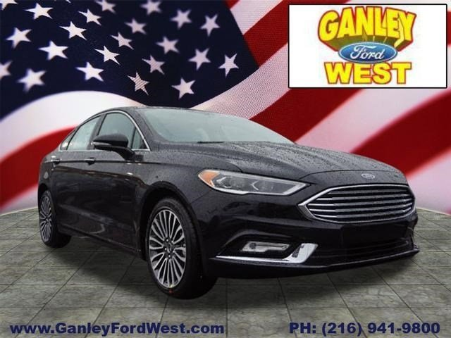 New 2017 Ford Fusion in Cleveland, OH