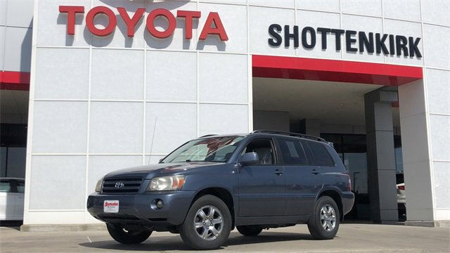 Used 2004 Toyota Highlander in Quincy, IL