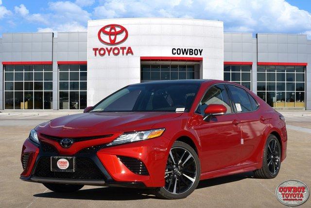 New 2020 Toyota Camry in Dallas, TX