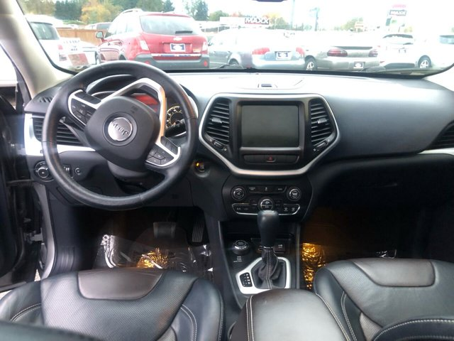 Used 2014 Jeep Cherokee 4WD 4dr Limited