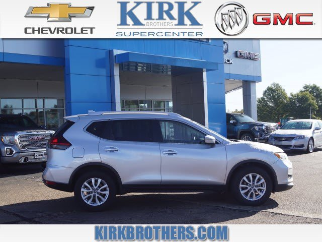 Used 2018 Nissan Rogue in Grenada, MS