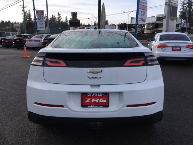 Used 2014 Chevrolet Volt 5dr HB