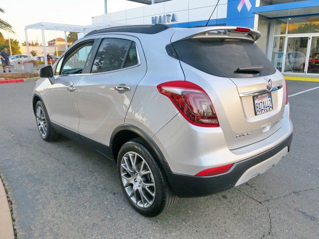 Used 2017 Buick Encore FWD 4dr Sport Touring