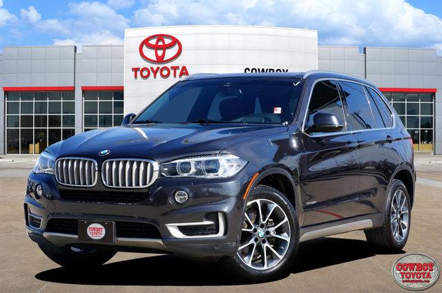 Used 2018 BMW X5 in Dallas, TX