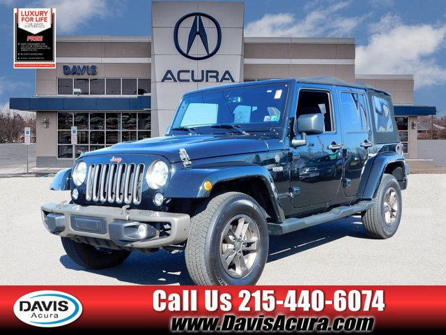 Used 2016 Jeep Wrangler Unlimited in Langhorne, PA