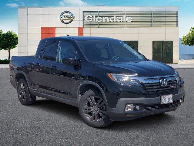 2017 Honda Ridgeline Sport Sport 4x2 Crew Cab 5.3' Bed Regular Unleaded V-6 3.5 L/212 [5]