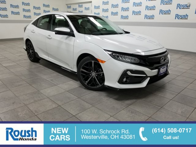 New 2020 Honda Civic Hatchback in Westerville, OH