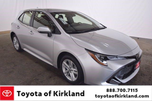 New 2021 Toyota Corolla Hatchback in Kirkland, WA