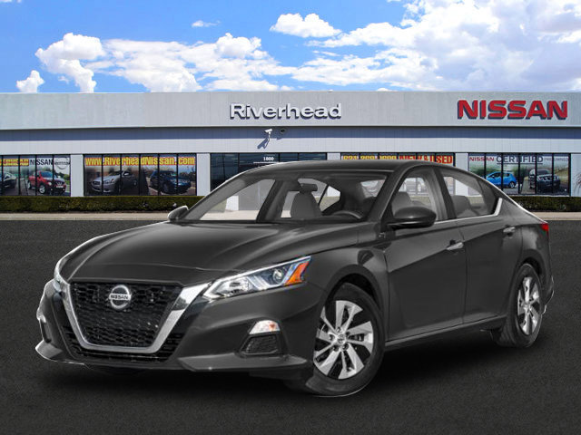 2020 Nissan Altima 2.5 S 2.5 S AWD Sedan Regular Unleaded I-4 2.5 L/152 [0]